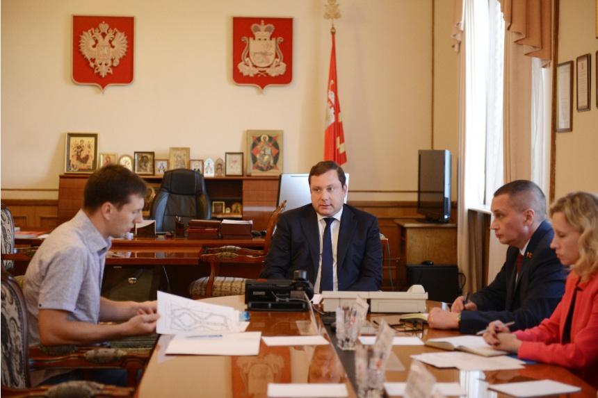 В Смоленске обсудили развитие велоинфраструктуры